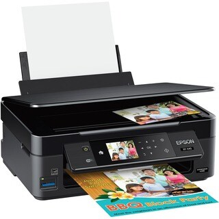 Epson Expression Home XP-440 Inkjet Multifunction Printer - Color - P