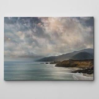 Calming Sea Canvas Wall Art