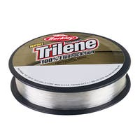 "Berkley Trilene 100% Fluorocarbon Professional Grade Line Spool 110 Yards, 0.011"" Diameter, 8 lbs, Breaking Strength, Clear"