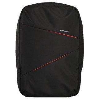Kingsons Best In Class Arrow Series 15.6 Laptop Backpack (K8933W) Black