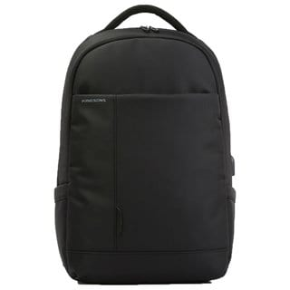 Kingsons K9007W Charged Series Black 15.6-inch Laptop Smart Backpack