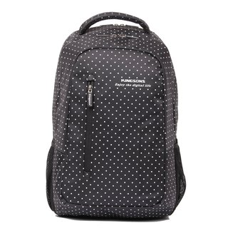 Kingsons KS3010W Hot Dot Series 14.5-inch Laptop Backpack