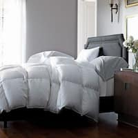 Plush Down Alternative Microfiber Hypoallergenic Comforter
