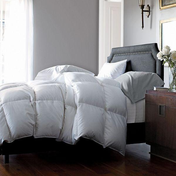 Plush Down Alternative Cotton Hypoallergenic Comforter