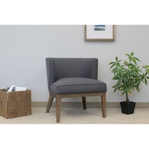 The Gray Barn Sandstone Driftwood Accent Chair