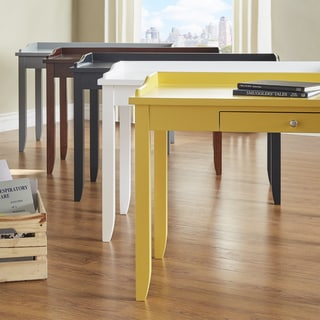 Lewis 1-Drawer Writing Desk by TRIBECCA HOME