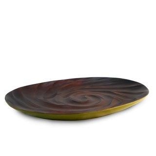 Avocado Spiral Platter (Thailand)