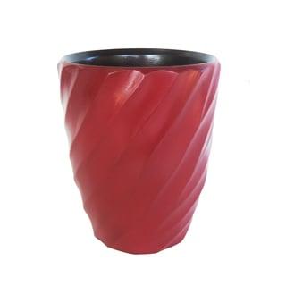 Chili Pepper Spiral Mango Utensil Vase (Thailand)