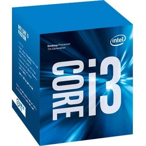 Intel Core i3 i3-7300 Dual-core (2 Core) 4 GHz Processor - Retail Pack