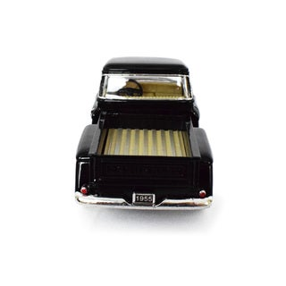 1955 Chevy Stepside Pickup Diecast 1/32 Scale Collectible