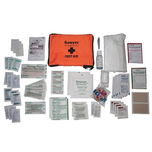 Sawyer Products First Aid Kit Hunting and Fishing