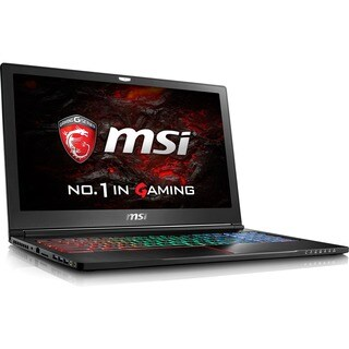 """MSI GS63VR Stealth Pro-229 15.6"""" LCD Notebook - Intel Core i7 (7th Ge"""