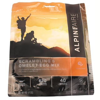 Alpine Aire Foods Scrambling & Omelet Egg Mix Serves 2