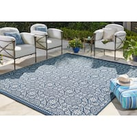 Mohawk Home Oasis Bundoran Indoor/Outdoor Area Rug (9' x 12') - 9' x 12'