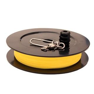 Scotty Power Braid HI-Vis Downrigger  Line, 300ft, Yellow