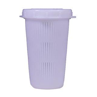 Scotty Vented Crab Diner Bait Jar 1 Liter, White
