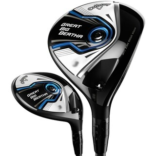 Callaway Great Big Bertha Fairway Wood Ladies