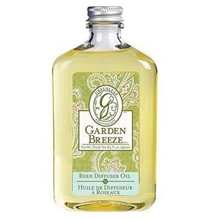 Greenleaf Reed Diffuser Oil Garden Breeze 8.5 oz