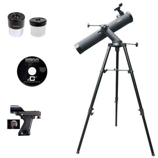 Galileo G-80090TRGB 800mm X 90mm Astronomical Reflector Telescope