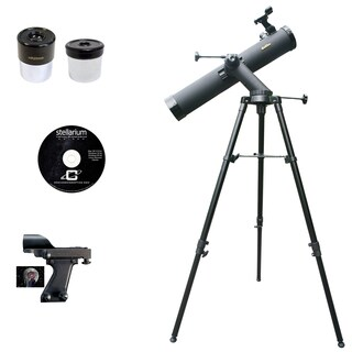 Galileo G-80090TRGB 800mm X 90mm Astronomical Reflector Telescope