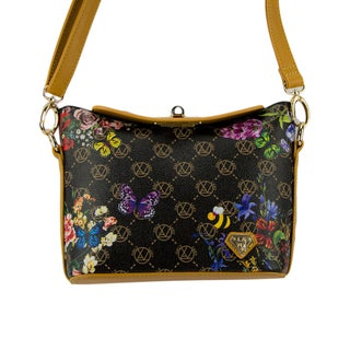LANY Monogram Butterfly Twist Crossbody (2 options available)