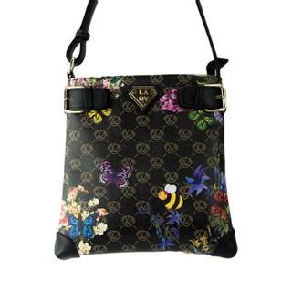 LANY Butterfly Flat Cross-Body Handbag