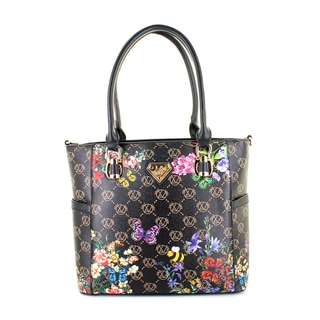 LANY Butterfly Side-Pocket Tote