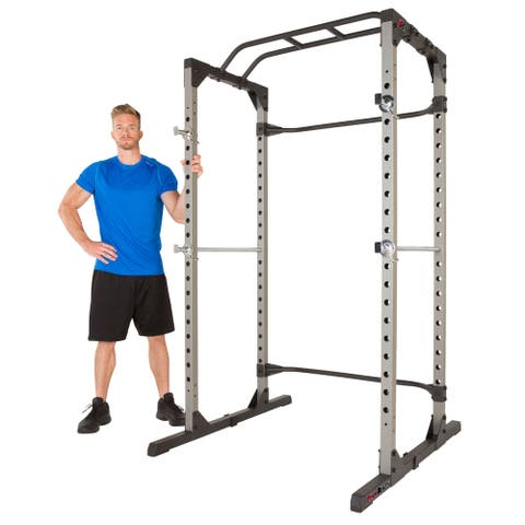 FITNESS REALITY 810XLT Power Cage with 800lb Weight Capacity
