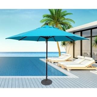 TropiShade Premium Turquoise Shade 11-foot Market Umbrella