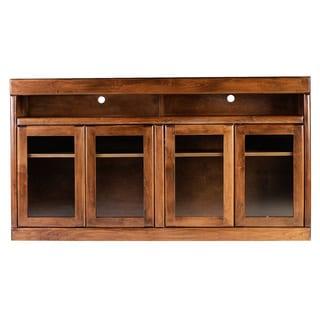 Forest Designs Bullnose Alder TV Stand