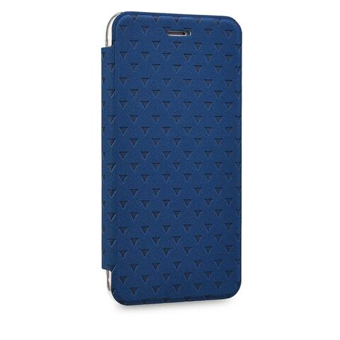 Kroo Microfiber Folio Wallet Card Case for Apple iPhone 7