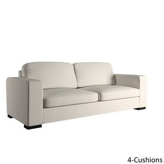 Beautiful Buy White, Modern U0026 Contemporary Sofas U0026 Couches Online At Overstock.com |  Our Best Living Room Furniture Deals
