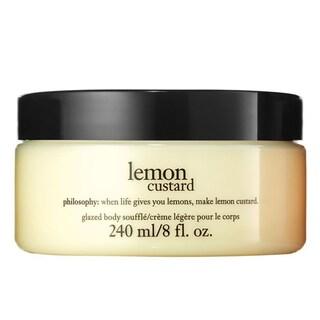 Philosophy Lemon Custard Glazed 8-ounce Body Souffle