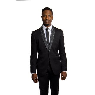 Tazio Men's Black Sport Coat
