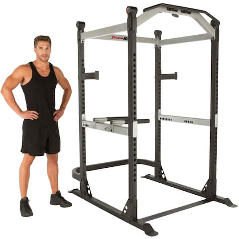 FITNESS REALITY X-Class Light Commercial High Capacity Power Cage