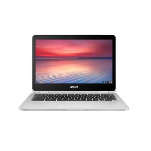"Asus Chromebook Flip C302CA-DHM4 12.5"" Touchscreen LCD 2 in 1 Chromeb"