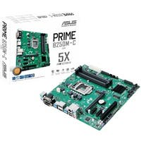 Asus Prime PRIME B250M-C/CSM Desktop Motherboard - Intel Chipset - So