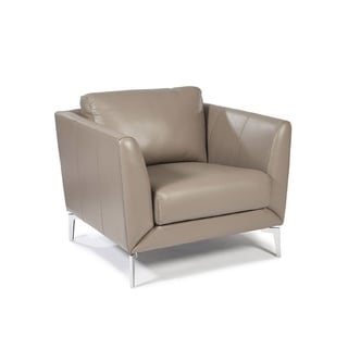 Lazzaro Leather Adobe Leather Anvers Chair