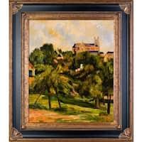 Paul Gauguin 'Notre Dame des Agnes 1884' Hand Painted Oil Reproduction