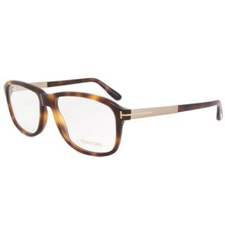 Tom Ford FT5352 052 Unisex Havana Frames Size 56 Eyeglass FrameTom Ford Eyeglasses Frame TF5378-F 001 Black Frame 51mm