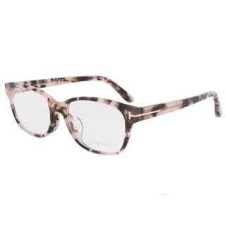 Tom Ford FT5406 Unisex Havana Frames Size 53 Eyeglass Frame Tom Ford Eyeglasses Frame TF5378-F 001 Black Frame 51mm