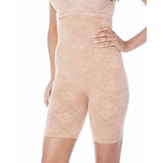 Rhonda Shear Firm Control Nylon/ Spandex High-waist Longline Shapewear https://ak1.ostkcdn.com/images/products/14050239/P20665650.jpg?_ostk_perf_=percv&impolicy=medium