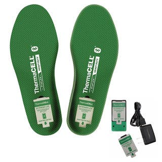 ThermaCELL ProFLEX Heavy Duty Heated Insoles with Bluetooth Kit and Extended Life Battery Pack|https://ak1.ostkcdn.com/images/products/14050269/P20665661.jpg?impolicy=medium