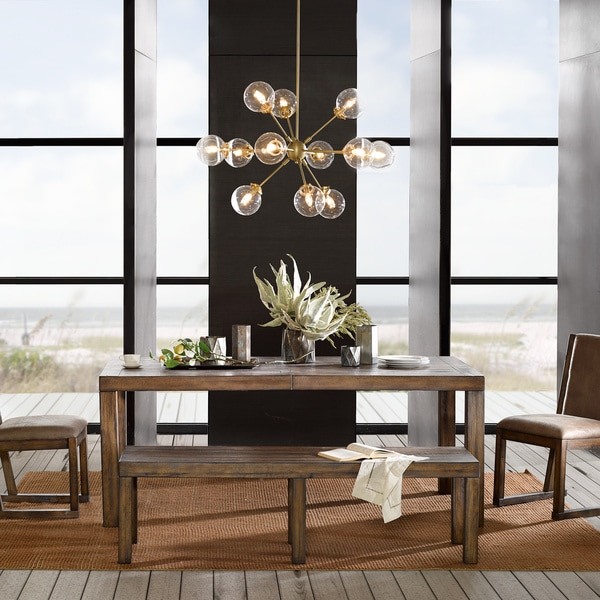 INK+IVY Easton Natural Dining Table