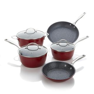 Curtis Stone 8-piece DuraPan Nonstick Cookware Set