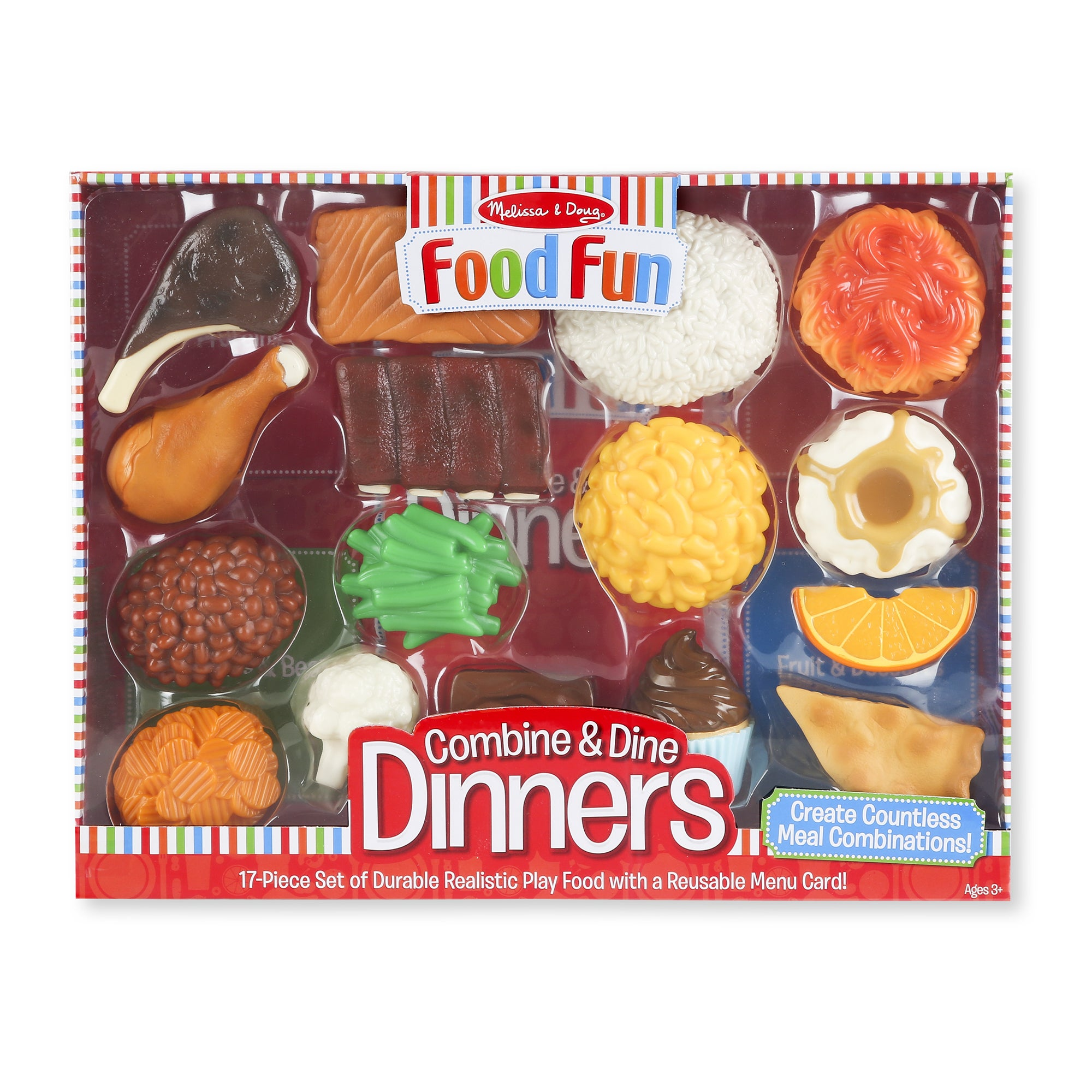 Buy Melissa Doug Toy Kitchen Play Food Online At