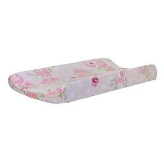My Baby Sam Rosebud Lane Changing Pad Cover