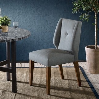 INK+IVY Portland Taupe Dining Chair (Set of 2)