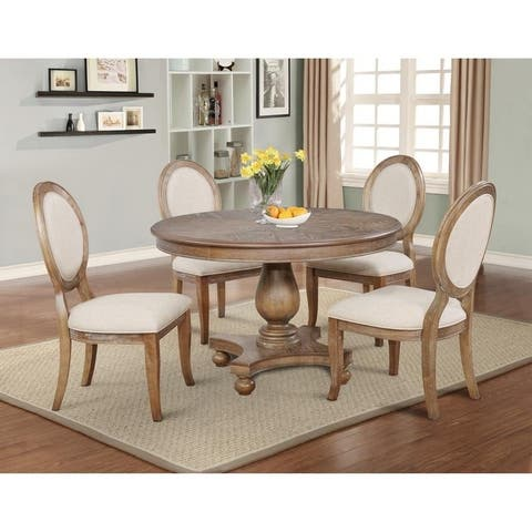 Lenoir Dining Table - Oak