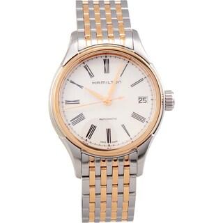 Hamilton Valiant 34mm Two-Tone Womens Watch - H39425114